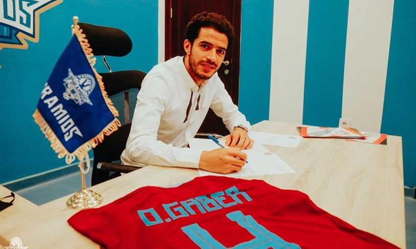 Filgoal عمر جابر لاعب نادي بيراميدز