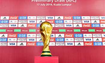 Filgoal أخبار قرعة متوازنة للعرب في تصفيات كأس العالم 2022