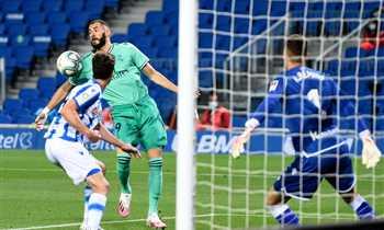 مباشر – ريال سوسيداد ضد ريال مدريد