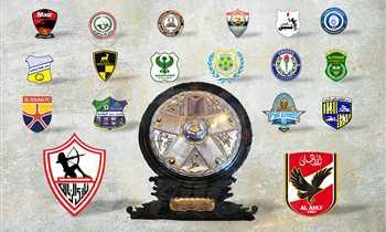 Filgoal أخبار اتحاد الكرة يعلن بقية جدول الدوري ودور الـ 16 وربع النهائي من كأس مصر