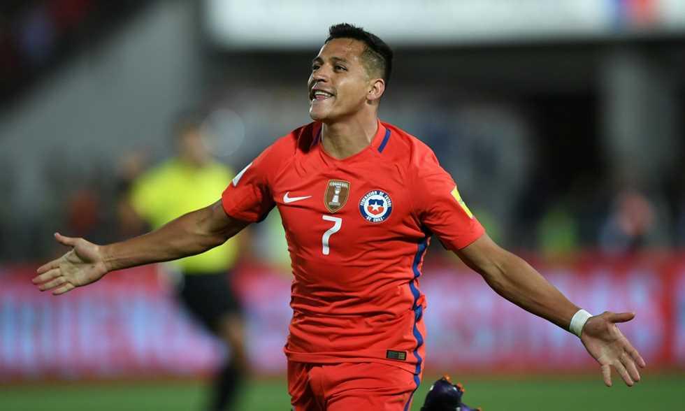 بالفيديو - سـانشـيز التاريخي. ضرب ألمانيا وأصبح الهداف الأعظم لتشيلي