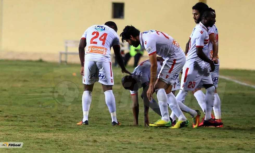 FilGoal   أخبار   انتهت الدوري المصري - أسوان (0)-(0) الزمالك