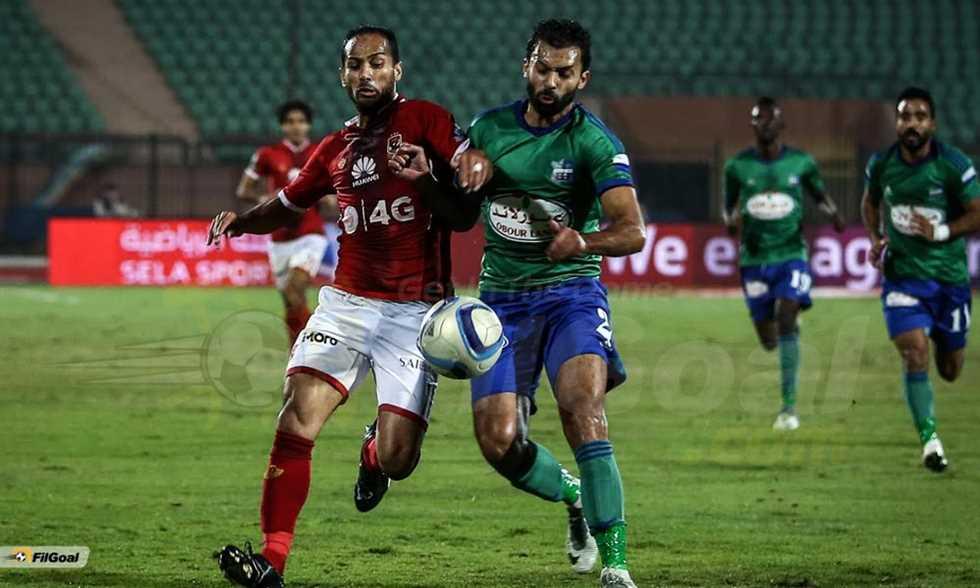 FilGoal   أخبار   الشوط الثاني الدوري المصري – الأهلي (1) المقاصة (0)