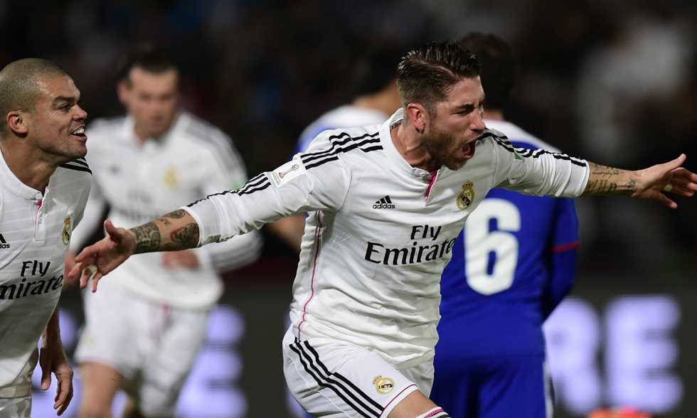 FilGoal   أخبار   راموس: قد أغير رقمي.. ومستقبلي مع ريال مدريد