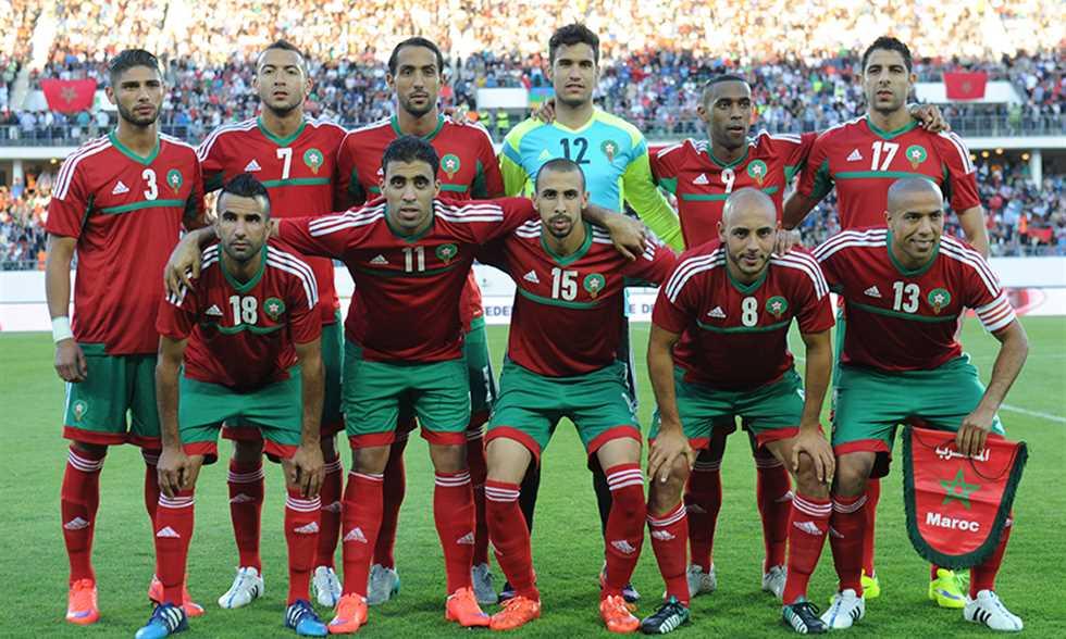 التشكيل .. المغرب بثلاثي دفاعي أمام الكونجو الديمقراطية