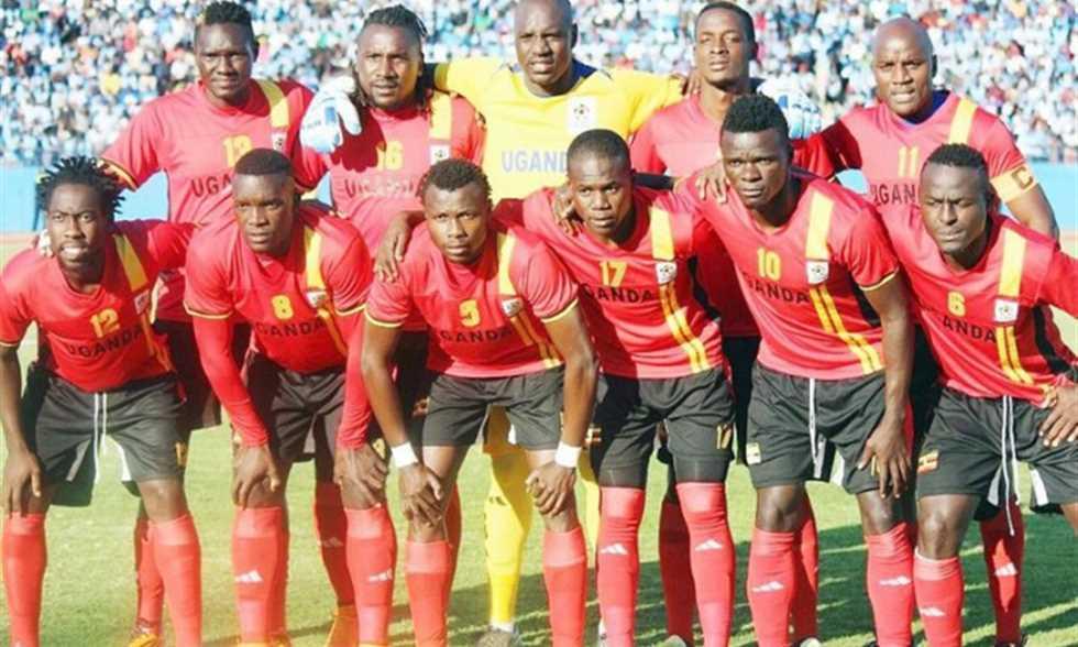 نتيجة بحث الصور عن منتخب أوغندا   2016