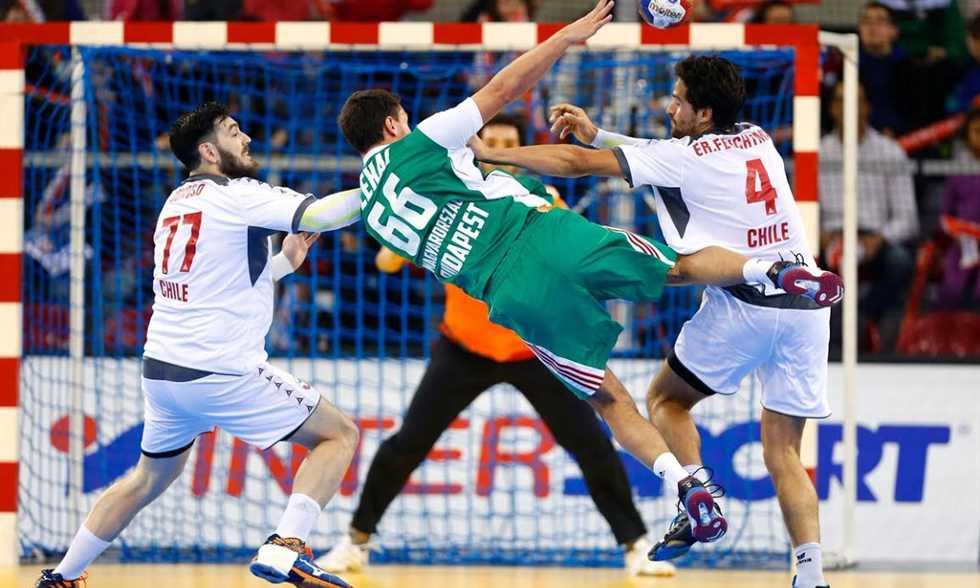 المجر تحقق الفوز الأول على حساب تشيلي