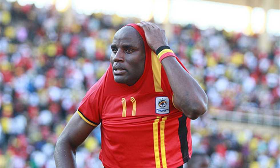 قائد أوغندا: مباراة مصر مثل نهائي البطولة بالنسبة لنا