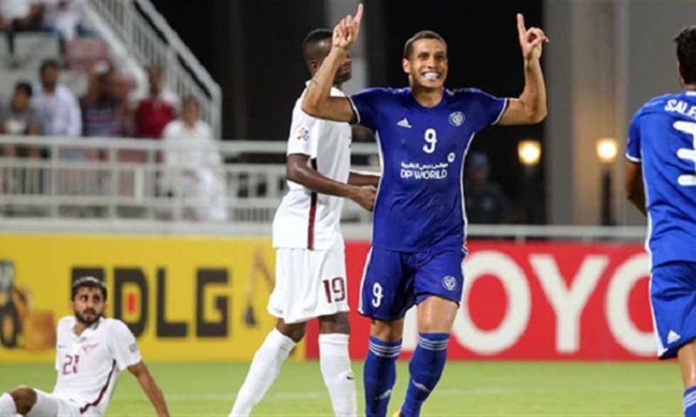 لجنة الأستئناف توقف لاعب النصر الإماراتي بسبب الجواز المزور