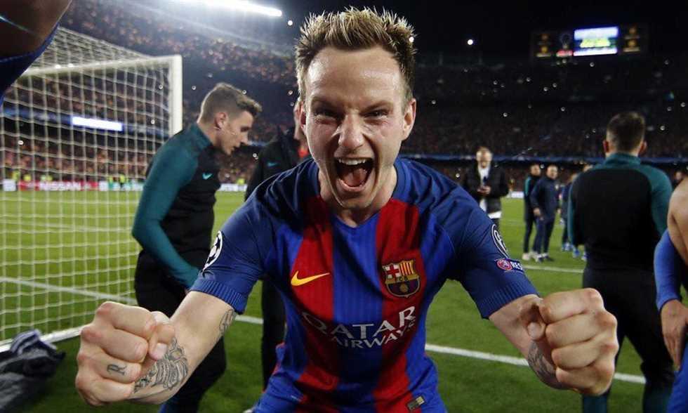 FilGoal   أخبار   راكيتيتش يحذر منافسي برشلونة: لم نصل لكامل مستوانا بعد