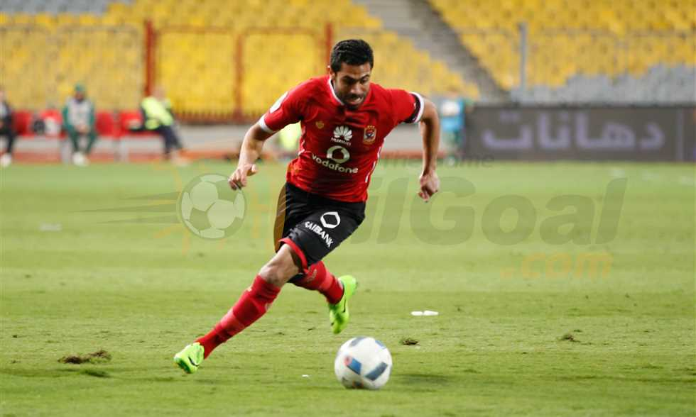 FilGoal   أخبار   أحمد فتحي يوجه رسالة إلى حارس المصري