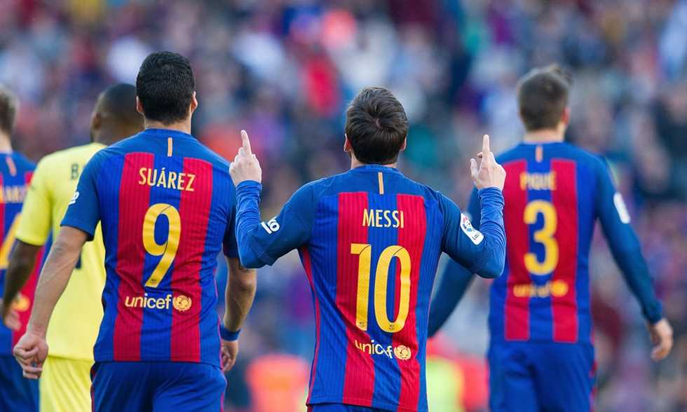 FilGoal   أخبار   هل يتعثر برشلونة للمرة الثالثة على التوالي ليشتعل الدوري الإسباني؟