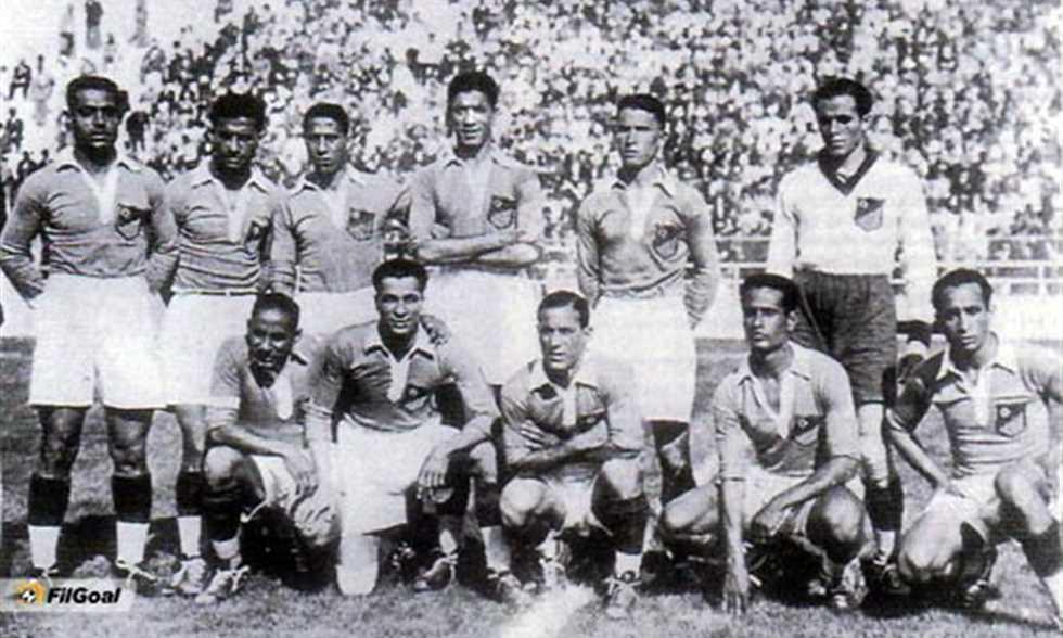 نتيجة بحث الصور عن صورة منتخب مصر فى كاس العالم 1934