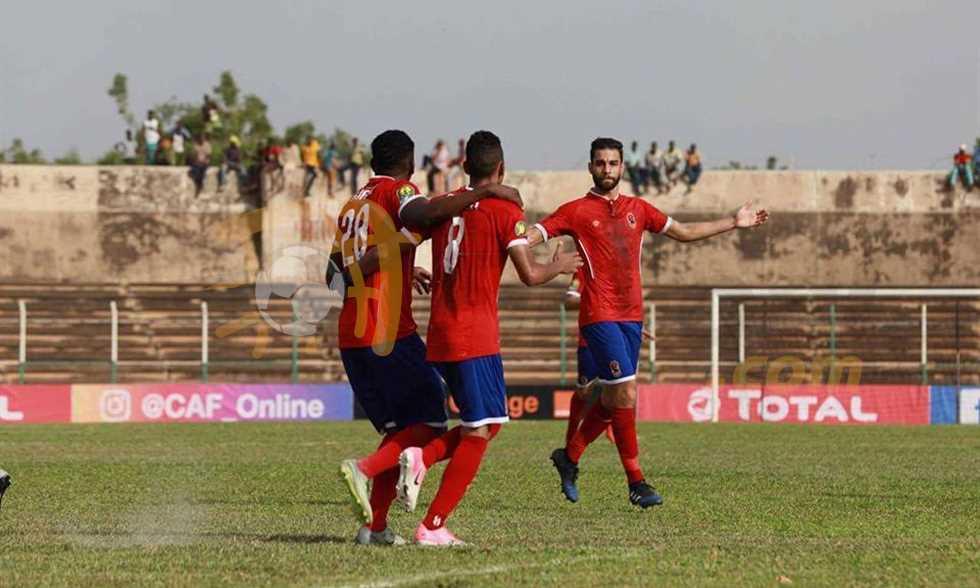ثنائي أهلاوي في تشكيل الكاف للجولة الثانية من دوري أبـطـال أوروبـا