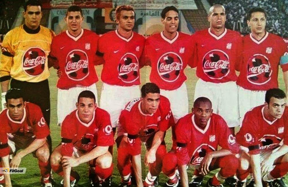 Image result for الأهلي 2001