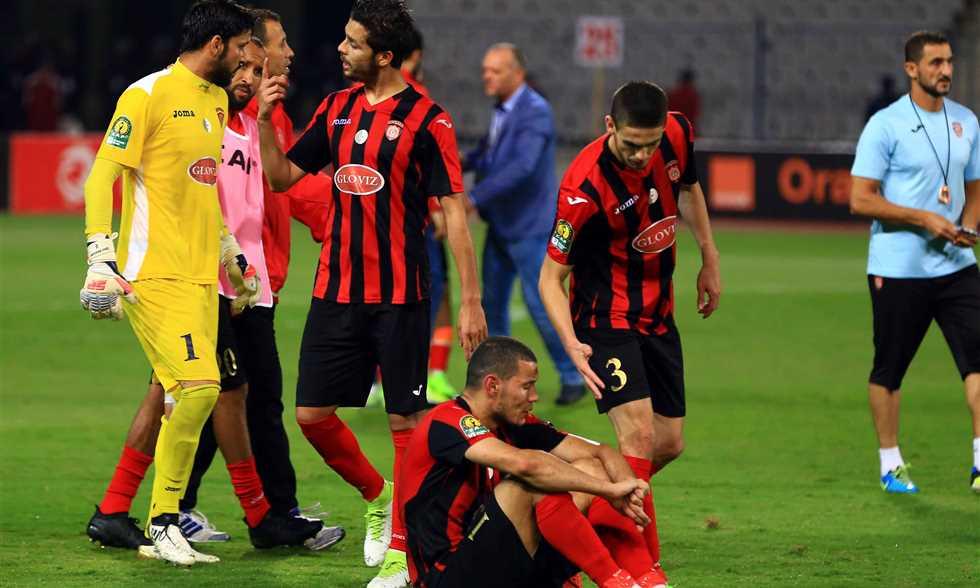 أخبار الرياضة المصرية : التشكيل| الزمالك يواجه اتحاد العاصمة بـ القوة الضاربة