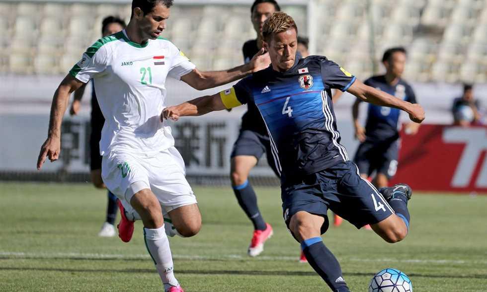 FilGoal   أخبار   لاعب العراق: الرباعية الدولية خير استعداد لأمم آسيا