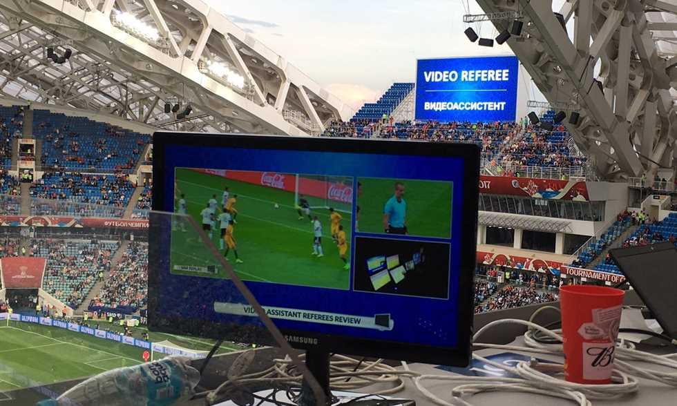 إعادة الفيديو تخدم كرة القدم. ما انتظرته الجماهير لسنوات أصبح واقعا — إنفانتينو