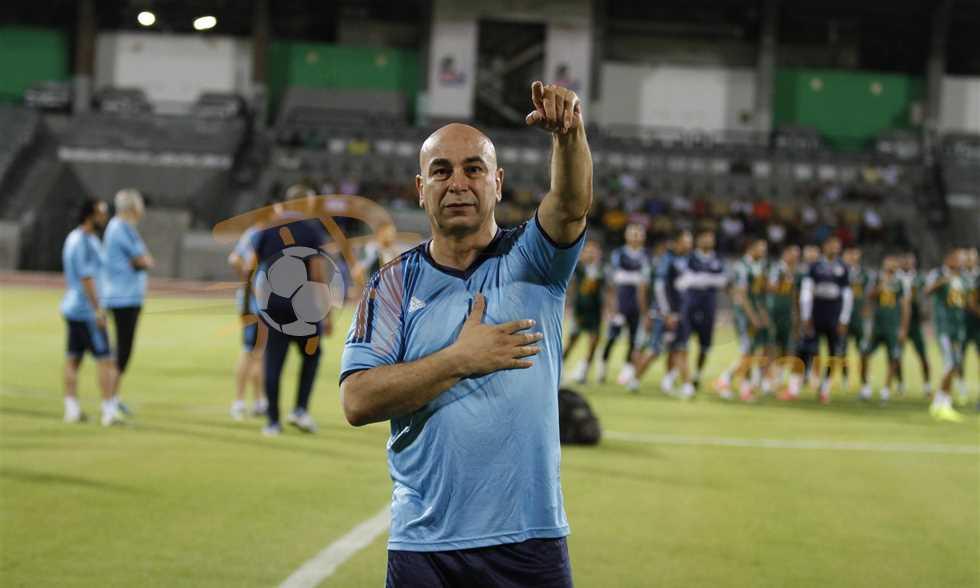 FilGoal   أخبار   رسميا – المصري يمدد عقد حسام حسن لموسم رابع
