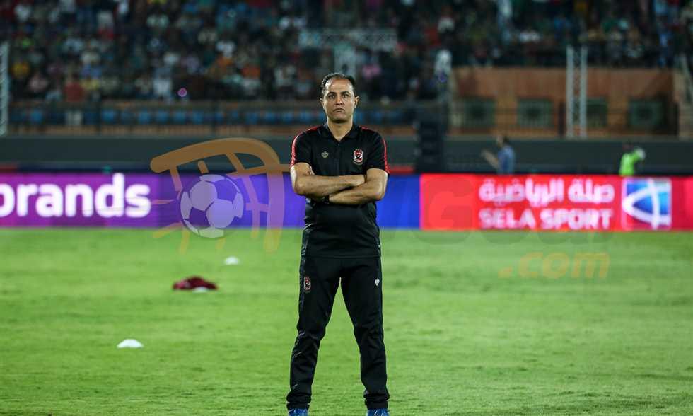 FilGoal   أخبار   أحمد أيوب يكشف عما قاله للاعبين بعد أول تجمع للأهلي منذ مواجهة كمبالا