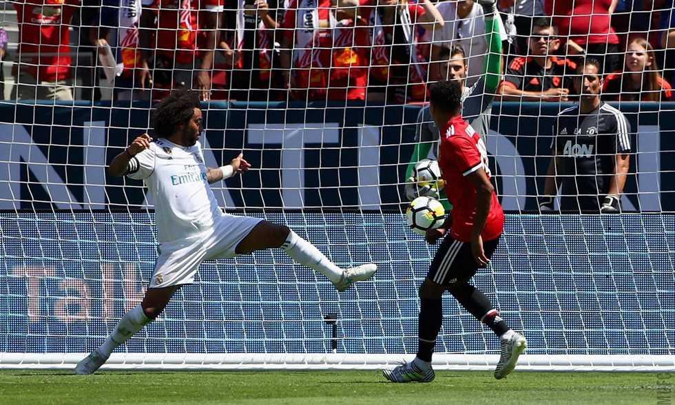 FilGoal | أخبار | مباشر السوبر الأوروبي – مانشستر يونايتد 0-0 ريال مدريد