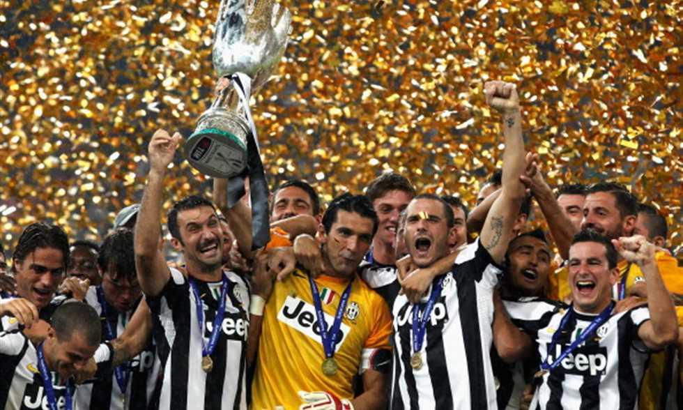 FilGoal   أخبار   كأس السوبر الإيطالي فكرة صحفية تنتظر يوفنتوس أن يهيمن عليها