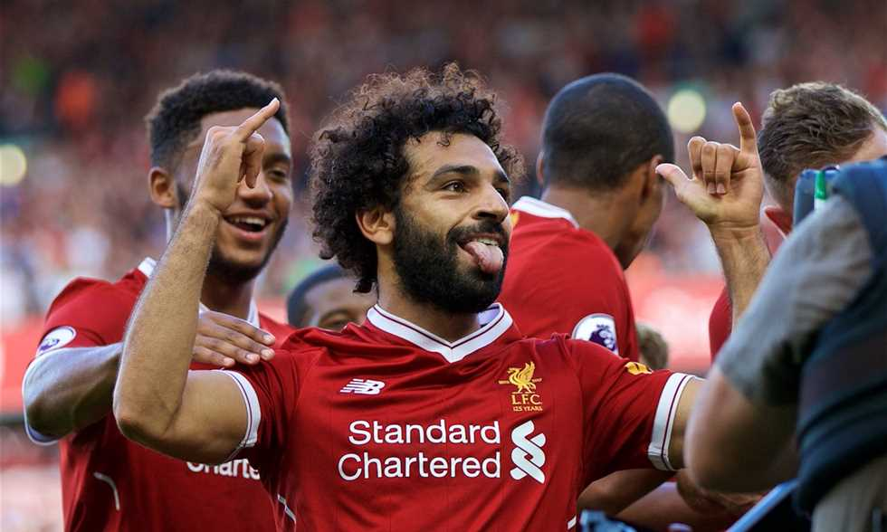 محمد صلاح يعلن صدارته لهدافي الدوري الإنجليزي بهدف ثاني في شباك ساوثهامبتون