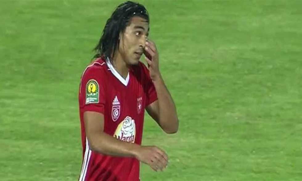 عمرو مرعي يُحرز الهدف الثاني لفريق النجم الساحلي