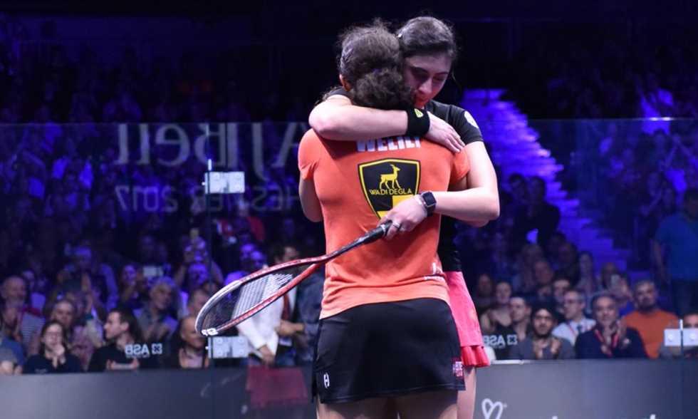 FilGoal   أخبار   اسكواش - بطولة بريطانيا المفتوحة.. مصر تضمن لقب السيدات والشوربجي ينافس في الرجال