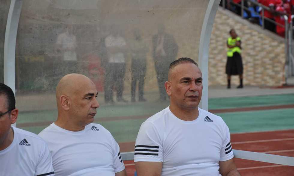FilGoal   أخبار   حسام حسن: المصري لعب ضد فريقين يستطيعان التأهل للمجموعات.. وأرحب بالتجديد بشرط