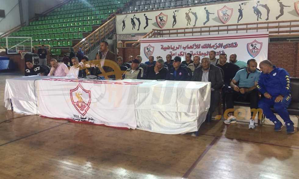 FilGoal   أخبار   رياضيو الزمالك يصدرون بيانا رسميا  ضد المؤامرة الحقيرة التي يتعرض لها النادي