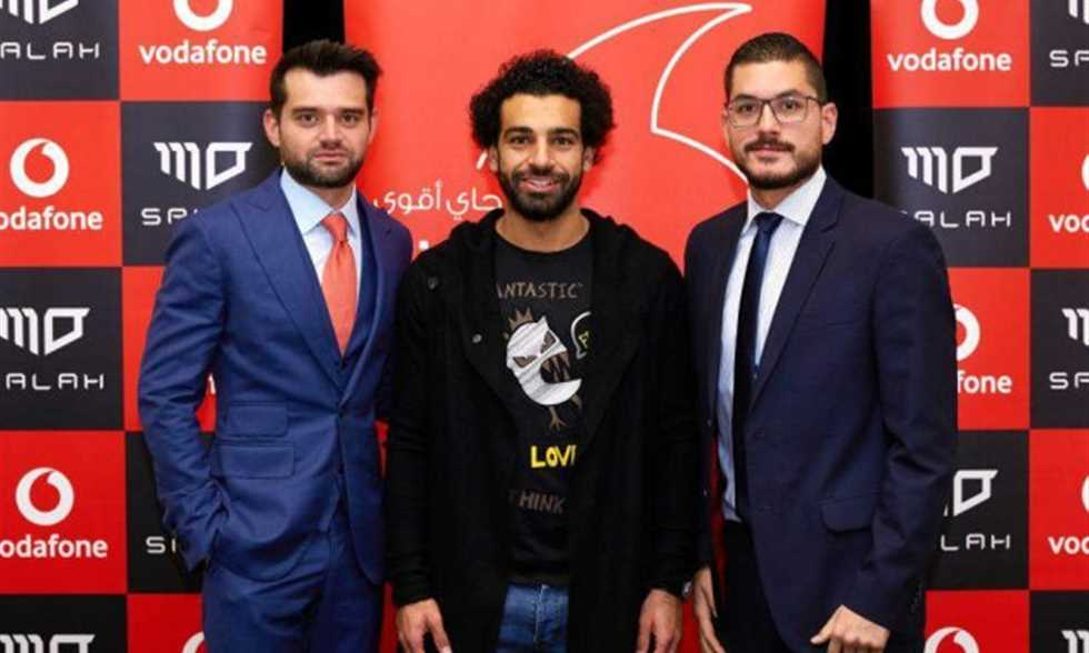 FilGoal   أخبار   مؤتمر صحفي لتدشين شراكة ليفربول وفودافون مصر
