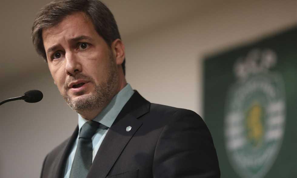 FilGoal   أخبار   مجزرة في سبورتنج لشبونة.. الرئيس أوقف 19 لاعبا