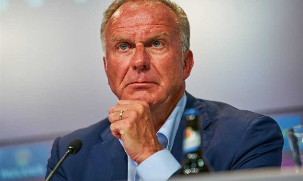 FilGoal   أخبار   رئيس بايرن: ريال مدريد هو المرشح.. علينا أن نهزمهم في ميونيخ