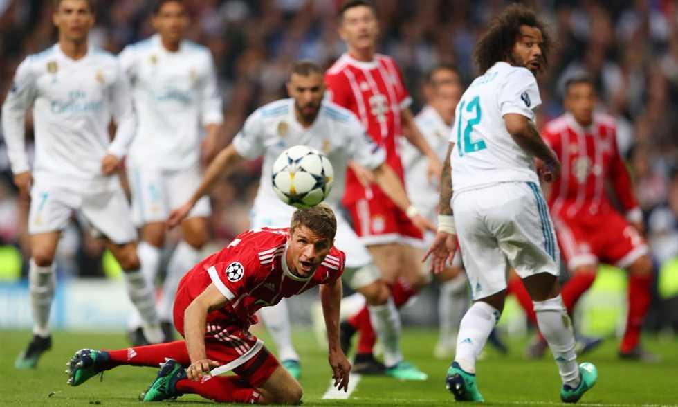 FilGoal   أخبار   كيف تفوز على ريال مدريد في 5 خطوات