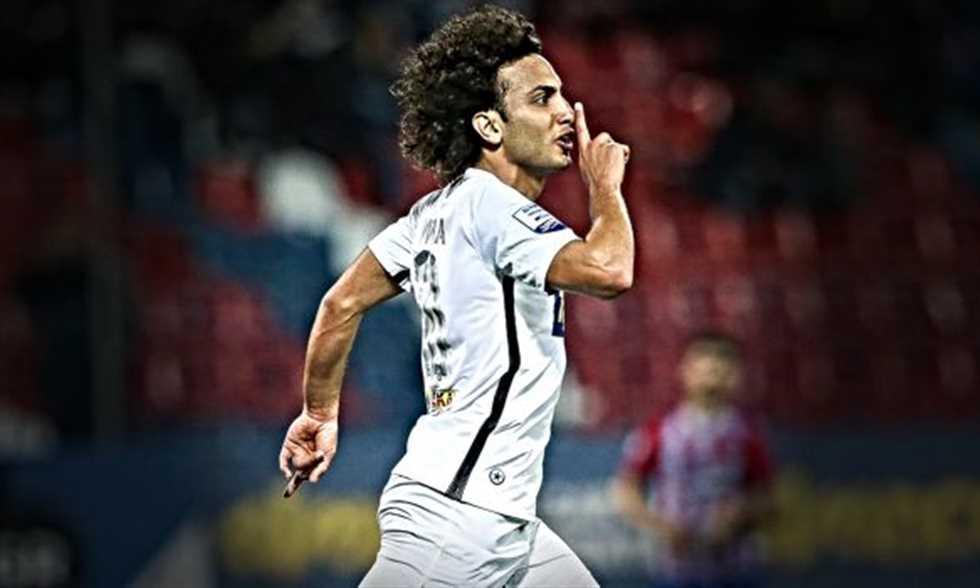 FilGoal   أخبار   موقع يوناني يختار وردة  الساحر المصري  كأفضل أجنبي في الدوري