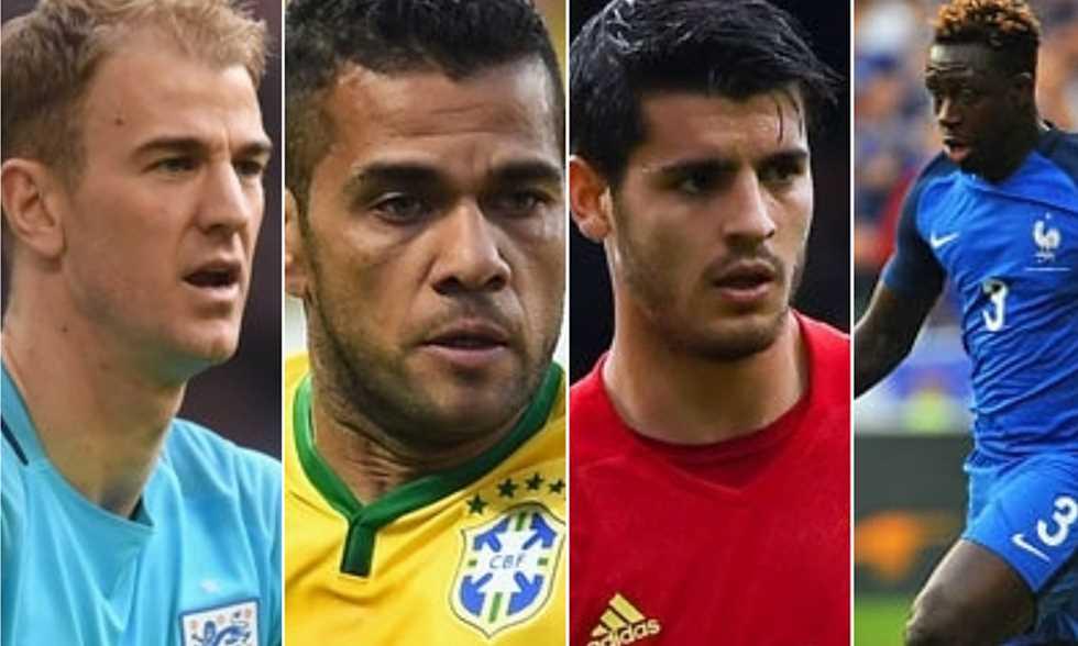 de7e9edd8 FilGoal | أخبار | حصاد قوائم المونديال (1) - استبعادات صادمة في المنتخبات  الأوروبية