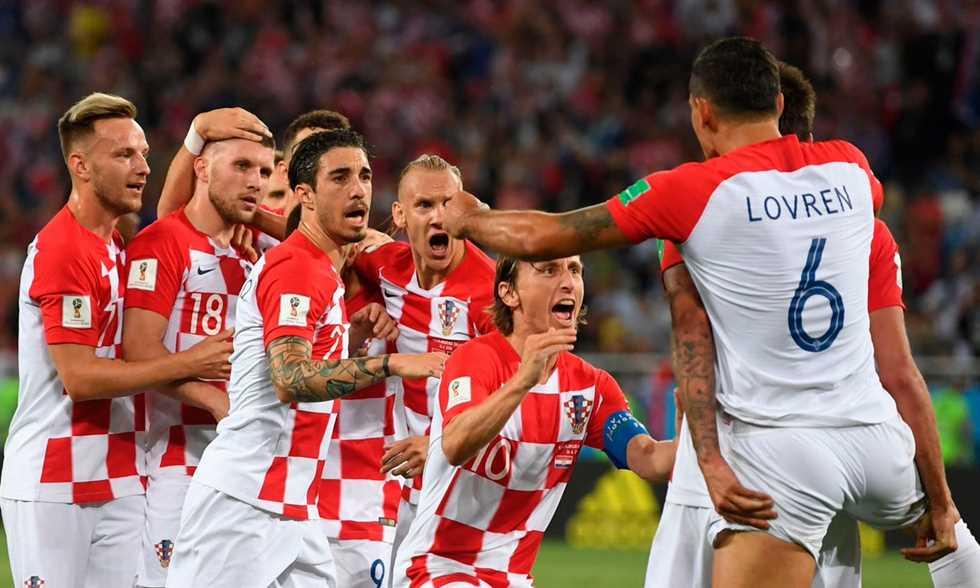 نتيجة بحث الصور عن كرواتيا ونيجيريا