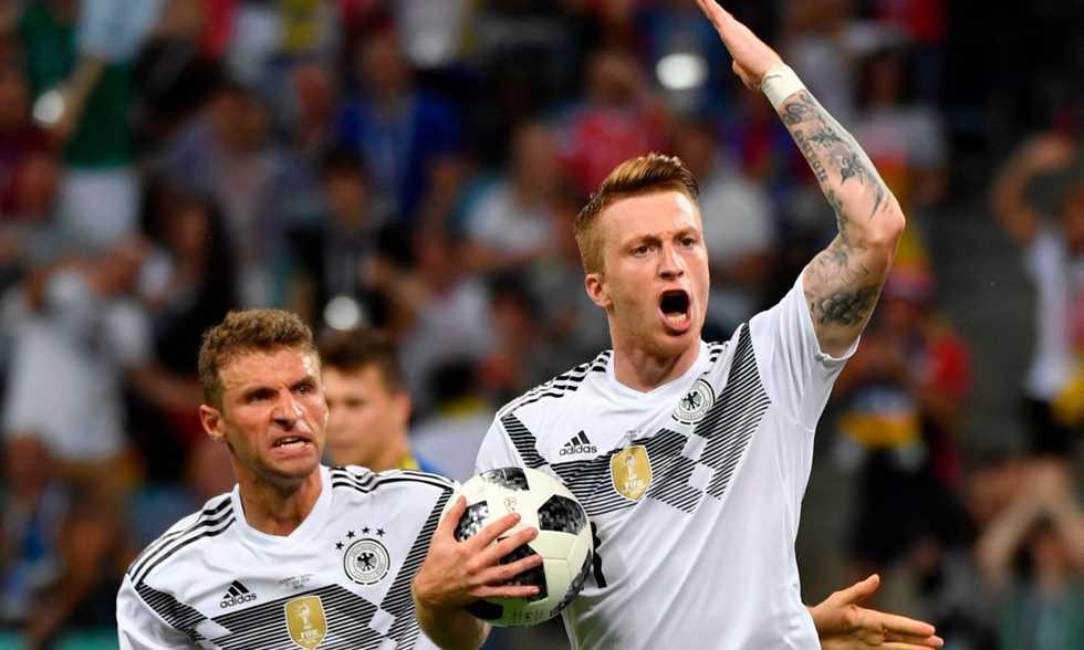 FilGoal   أخبار   كسر العقدة وتوقيت هدف كروس ضمن 14 رقما مميزا من مباراة ألمانيا والسويد
