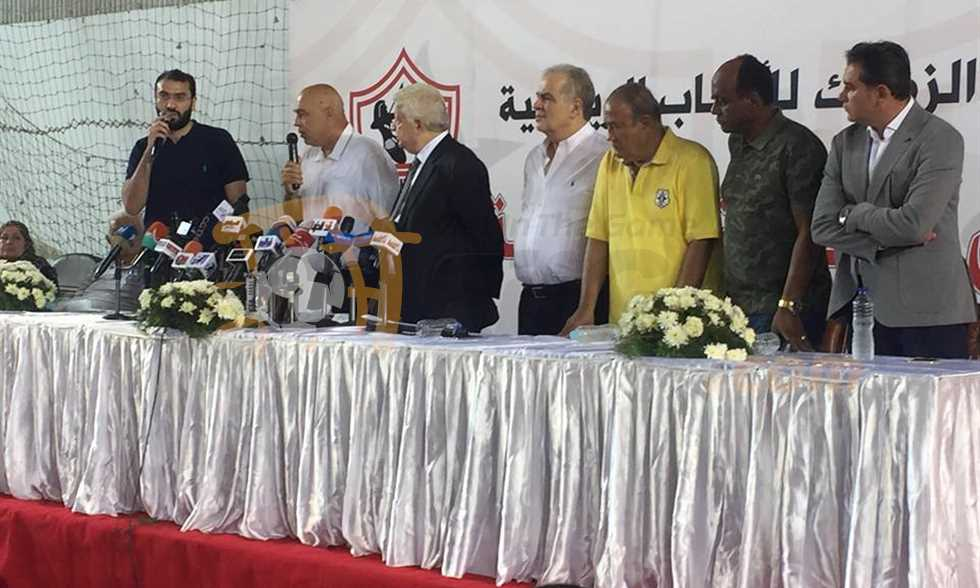 FilGoal   أخبار   مرتضى: سنتخذ إجراء رسميا ضد المتمردين الأربعة.. اتحاد الكرة سيشطبهم