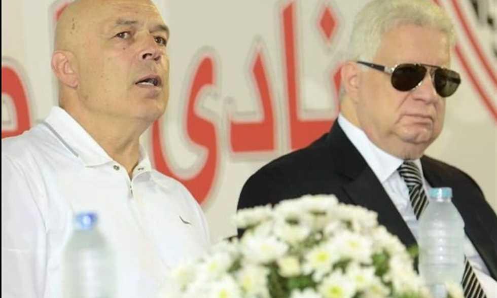 FilGoal   أخبار   رئيس الزمالك: لست راضيا عن الأداء لأننا نمتلك الأفضل في مصر.. وجلسة مع جروس