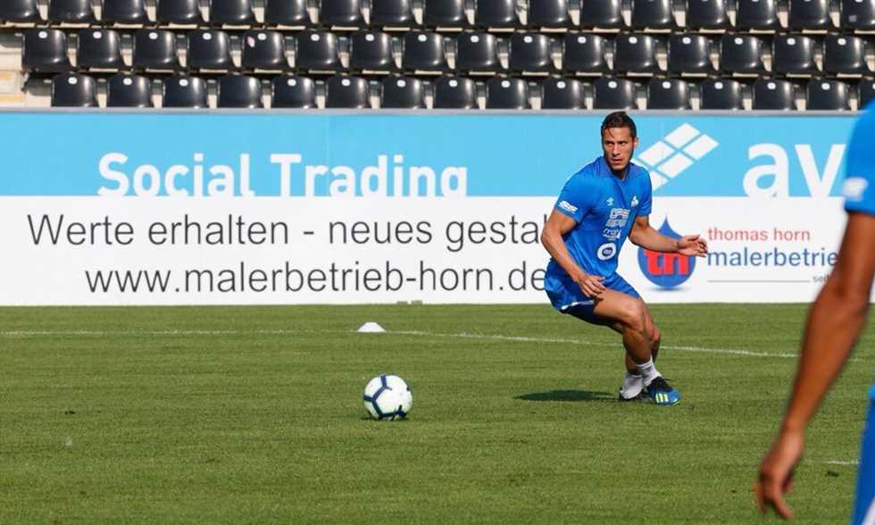 FilGoal   Noticias Ramadan Subhi participa en la victoria de Huddersfield sobre el amistoso de Bolonia