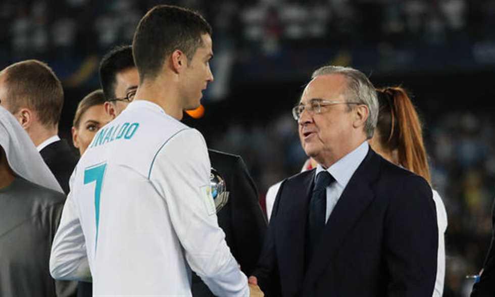 FilGoal   أخبار   لاعب ريال مدريد السابق: مشاكل حقيقية سيطرت على علاقة بيريز ورونالدو