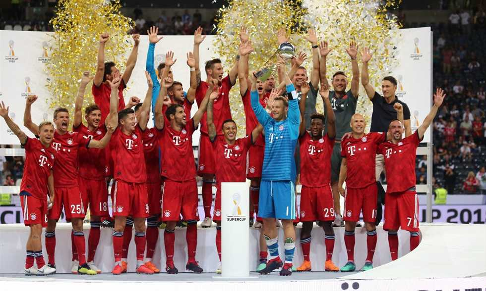 FilGoal   أخبار   للمرة السابعة - بايرن ضمن قائمة أقوى العلامات التجارية في ألمانيا