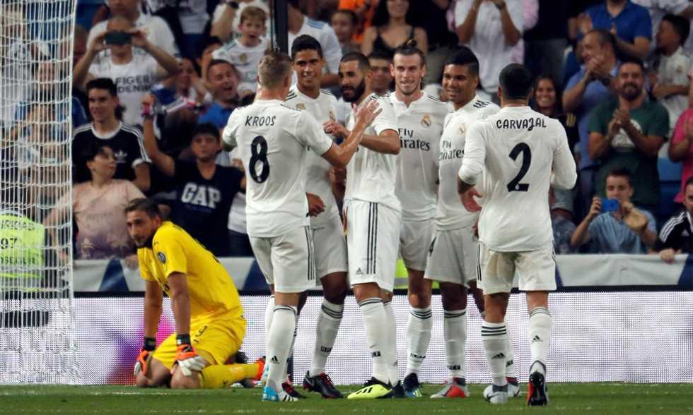 FilGoal | ألبومات | أبرز صور مباراة ريال مدريد وخيتافي