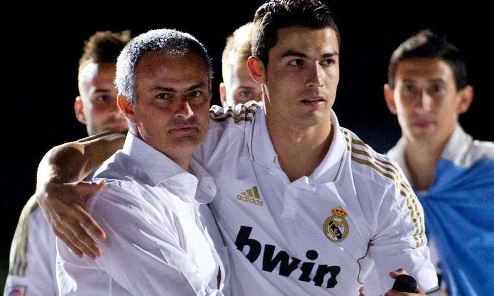 سكاي: مورينيو لن يدرب يوفنتوس رغم دعم كريستيانو رونالدو