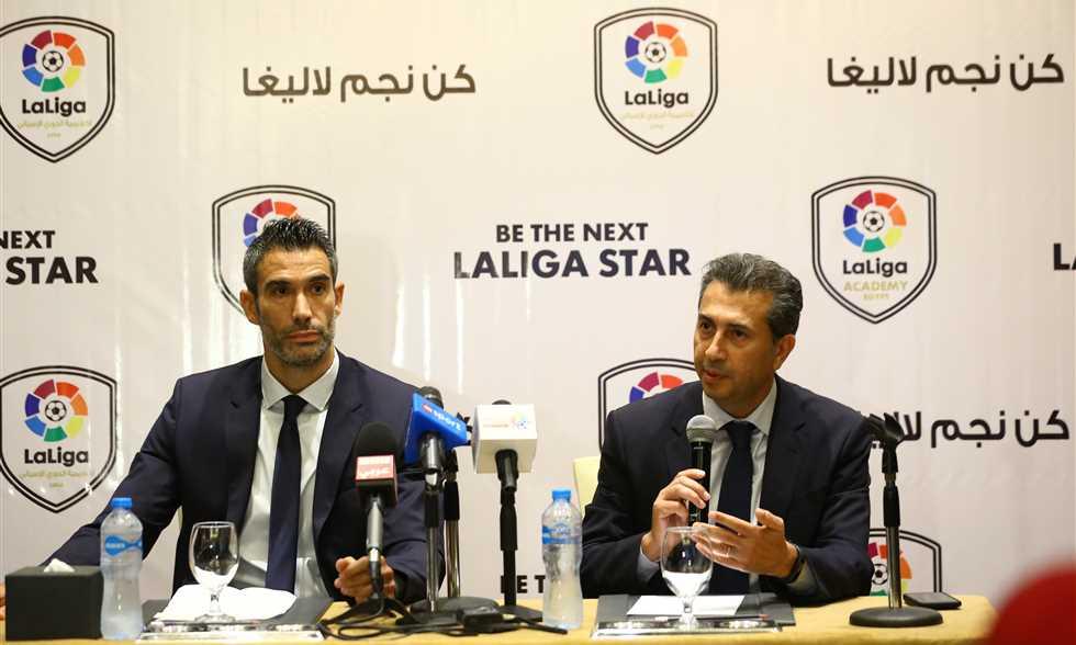 FilGoal   أخبار    لإعداد لاعب يقدر على المشاركة في الليجا .. الدوري الإسباني يفتتح أكاديميته في مصر