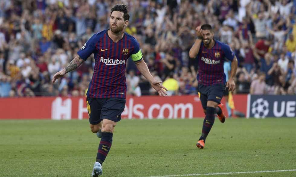 FilGoal   أخبار   تير شتيجن: برشلونة ليس مجرد ميسي فقط