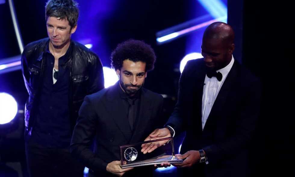 FilGoal   أخبار   بالفيديو - كريستيانو رونالدو: صلاح يستحق جائزة بوشكاش.. لكن هدفي كان الأفضل