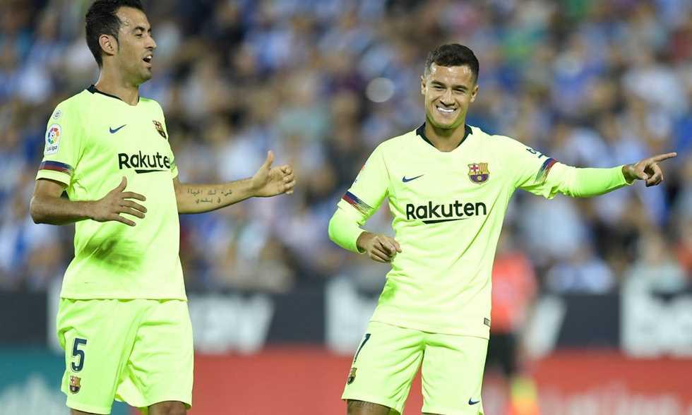 FilGoal   أخبار   كوتينيو: لا أعذار لسوء نتائج برشلونة.. ولكن واثق في عودتنا